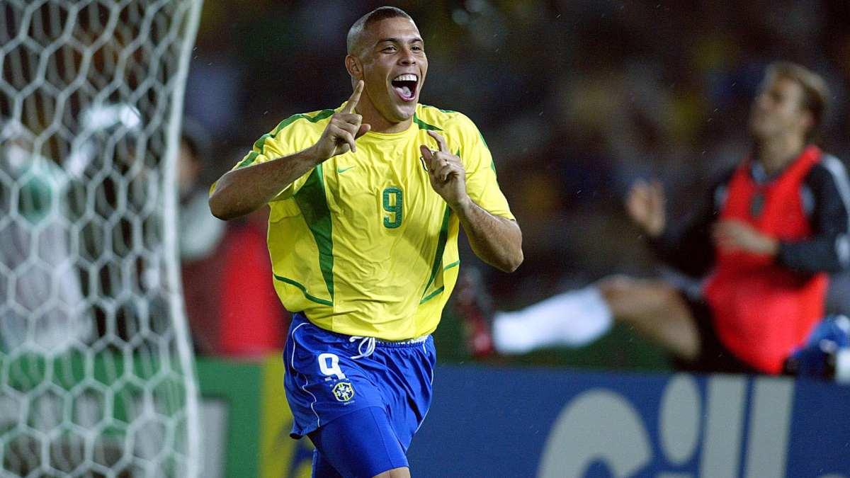 Die besten Fußballspieler der Welt - Ronaldo