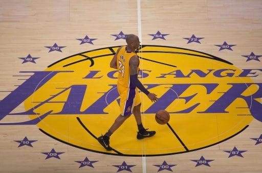 Kobe bryant Lakers NBA