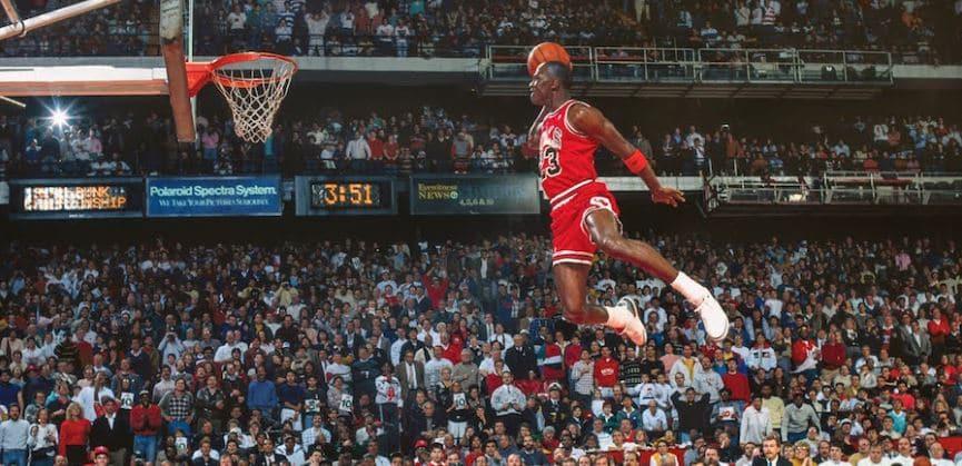 Michael Air Jordan Dunk NBA