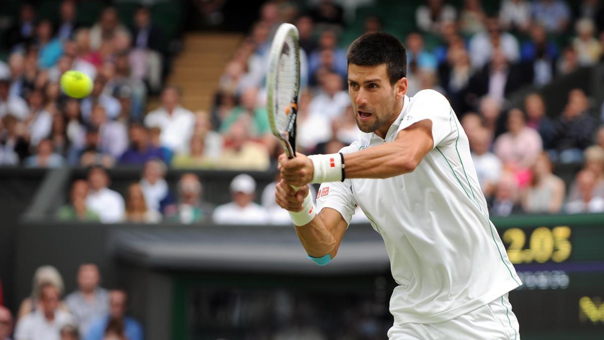 Die besten Tennisspieler aller Zeiten - Novak Djokovic