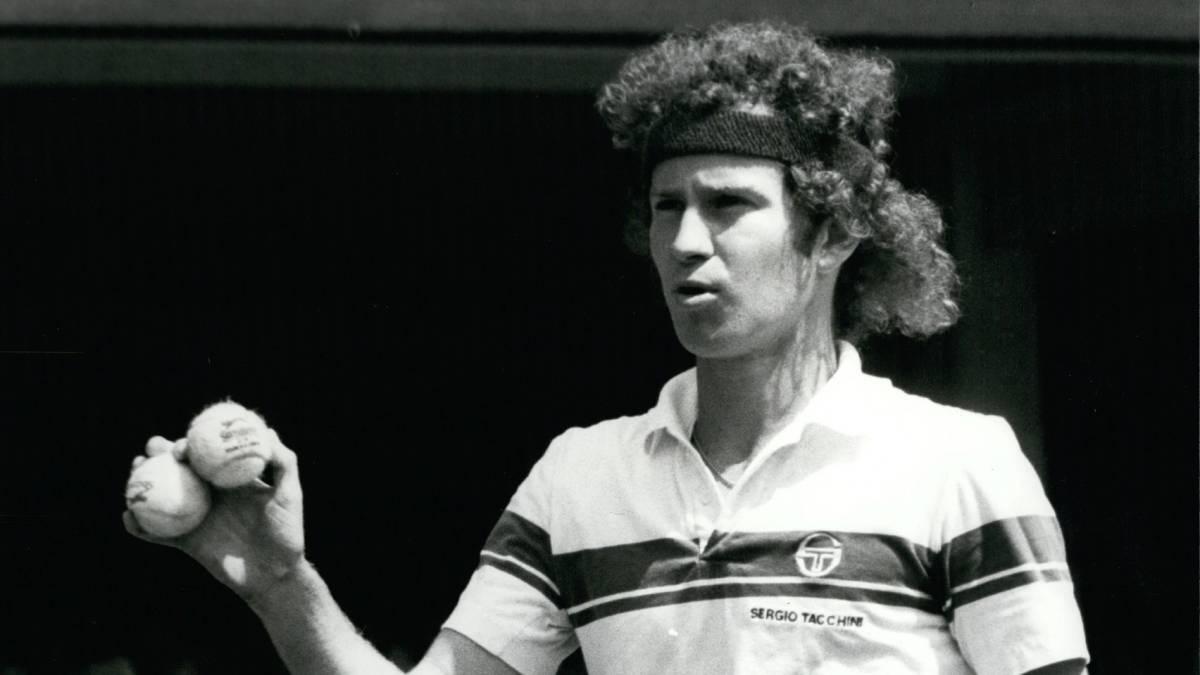 Die besten Tennisspieler aller Zeiten - John McEnroe