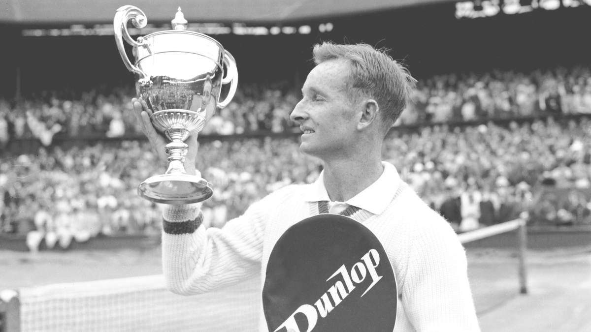 Die besten Tennisspieler aller Zeiten - Rod Laver