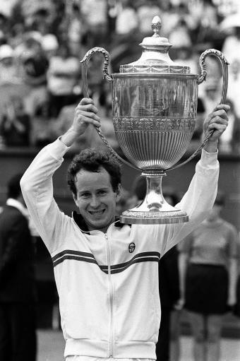 John McEnroe top10 tennisspieler