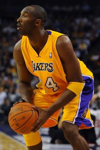 Kobe Bryant 2010 NBA