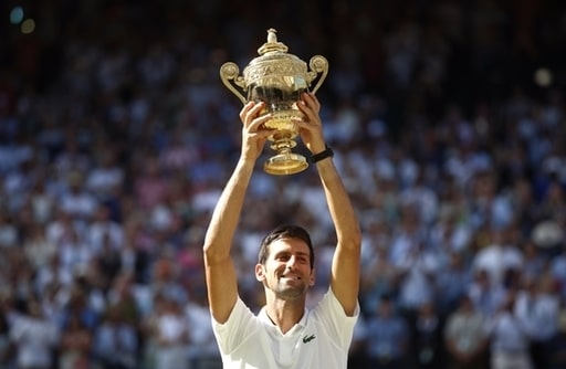 Novak Djokovic top10 tennisspieler
