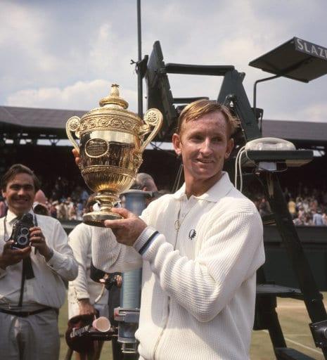 Rod Laver top10 tennisspieler