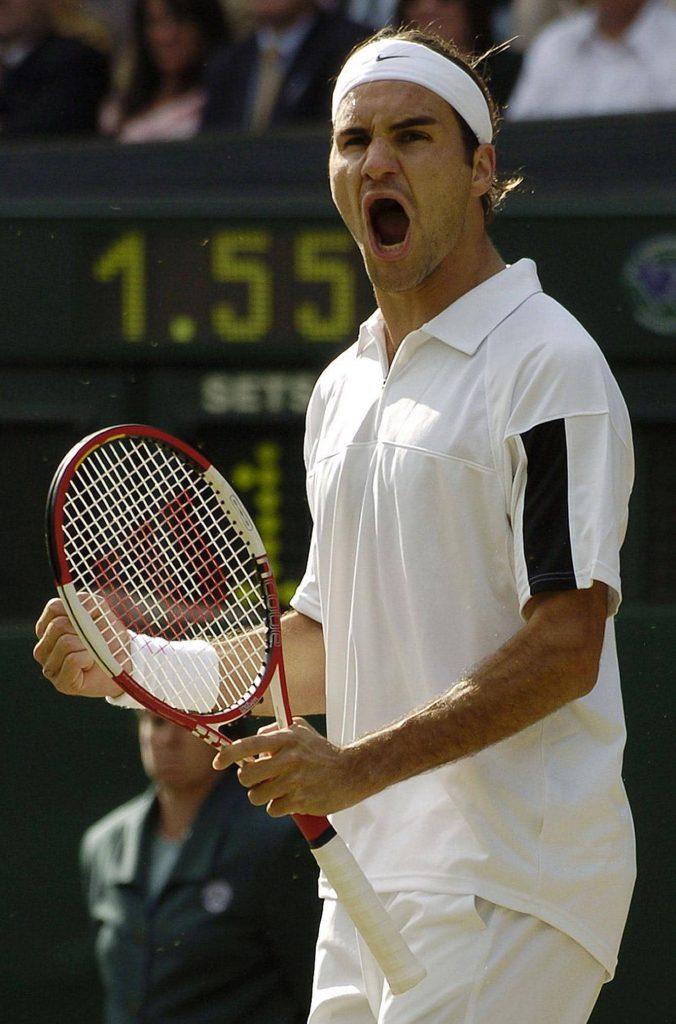 Roger Federer top10 tennisspieler