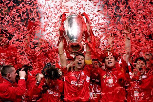 Champions League Finale 2005 FC Liverpool - AC Mailand