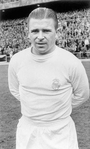 Ferenc Puskas Real Madrid Europapokalfinale 1960