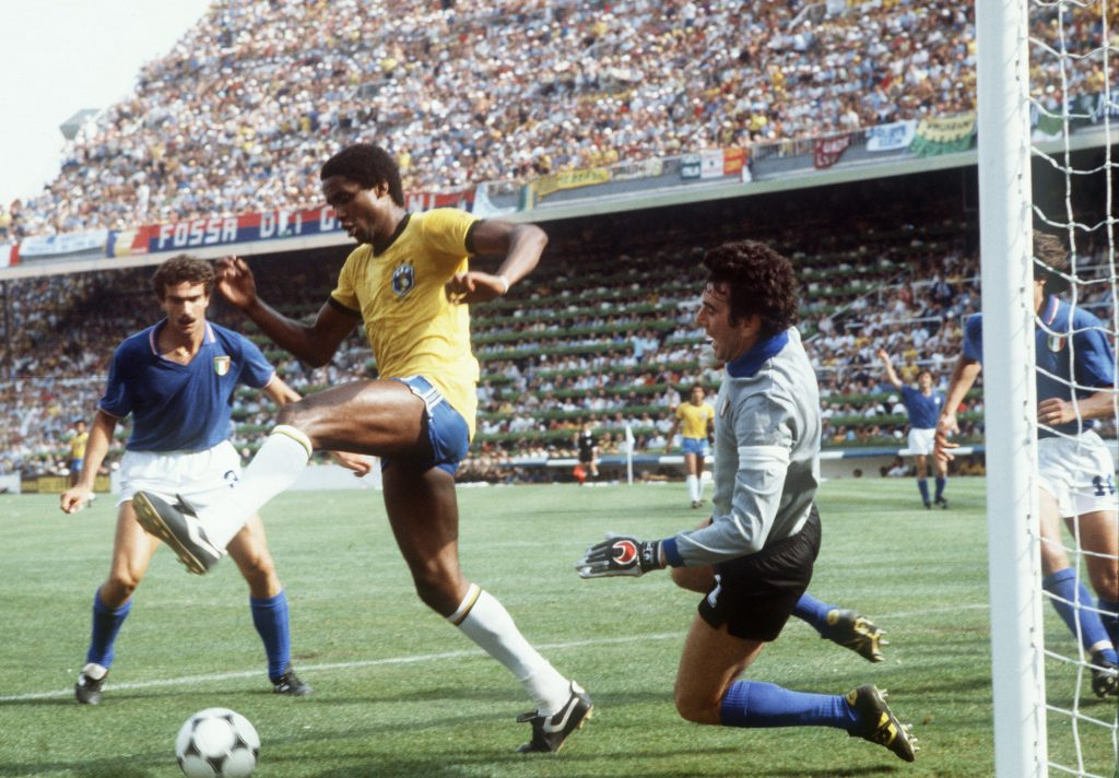 Italien - Brasilien WM 1982 beste WM-Spiele