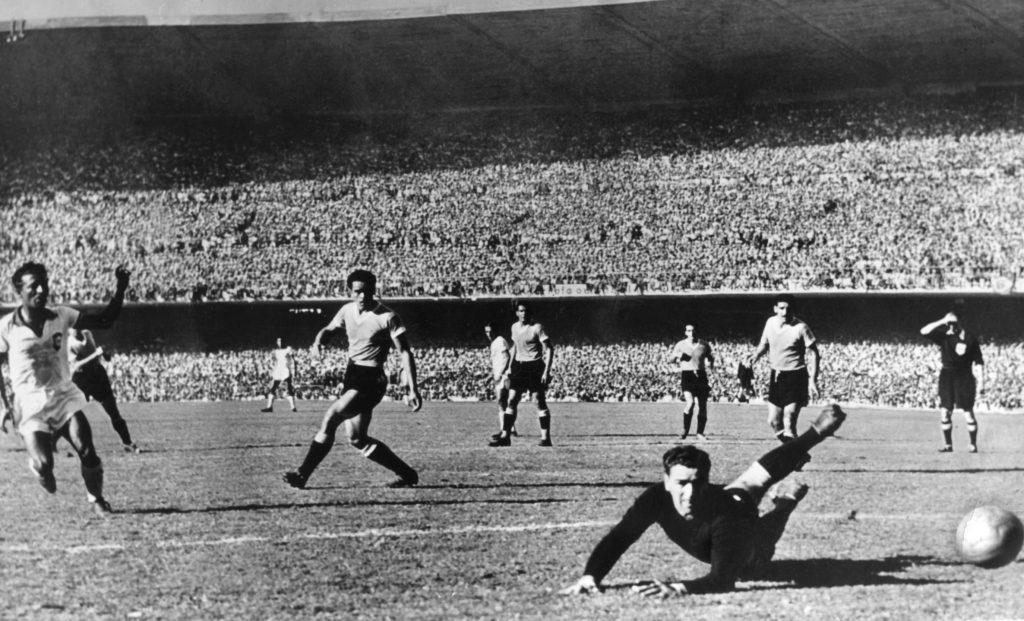 WM 1950 Uruguay - Brasilien beste WM-Spiele