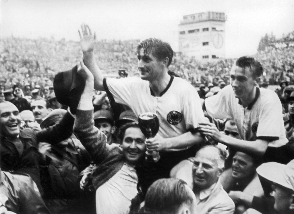 WM 1954 Ungarn - Westdeutschland beste WM-Spiele