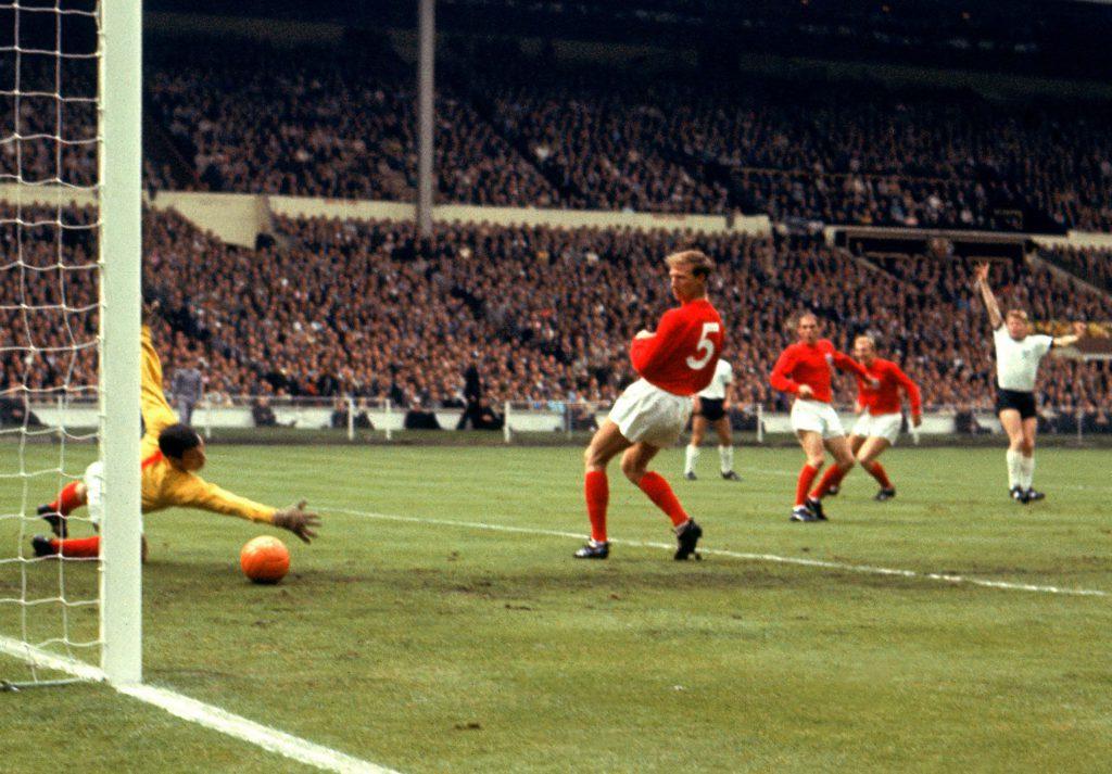 WM 1966 England - Westdeutschland beste WM-Spiele