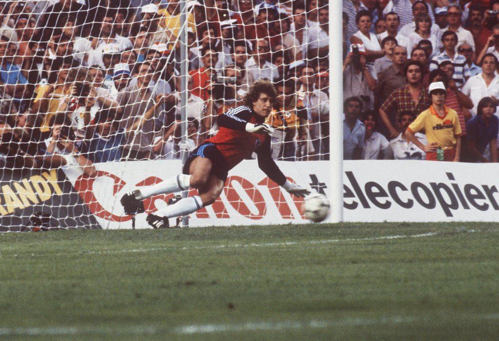 WM 1982 Westdeutschland - Frankreich beste WM-Spiele