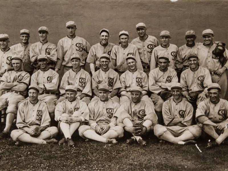 1919 chicago white sox