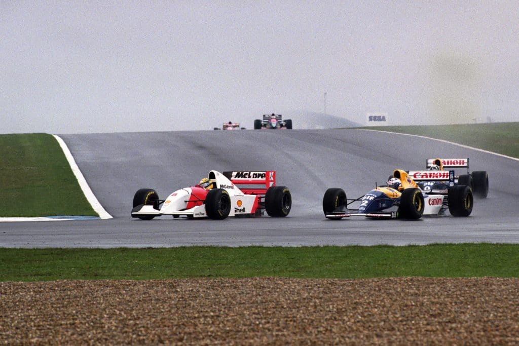 Ayrton Senna Alain Prost größte Sportrivalitäten
