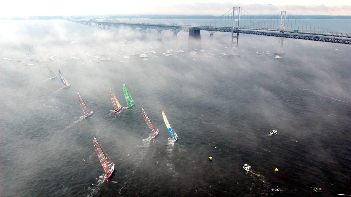 Die gefährlichsten Sportarten der Welt - Volvo Ocean Race