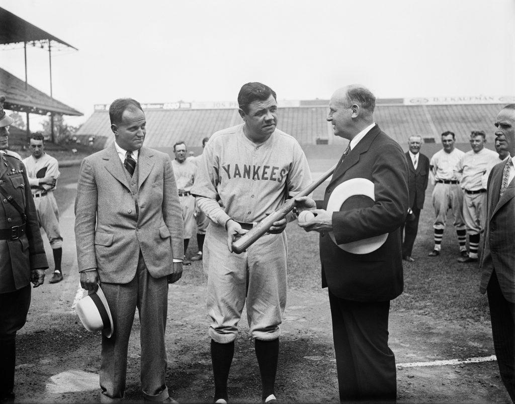 Babe Ruth Red Sox Yankees größte Sportrivalitäten