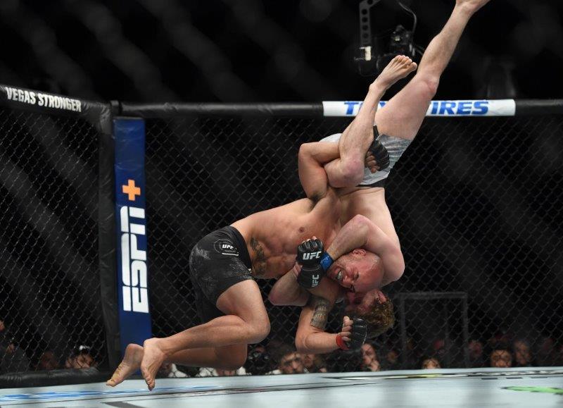 Ben Askren Robbie Lawler UFC
