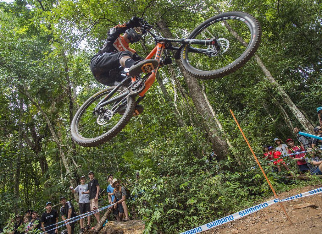 Downhill Mountainbike Top10 gefährlichste Sportarten