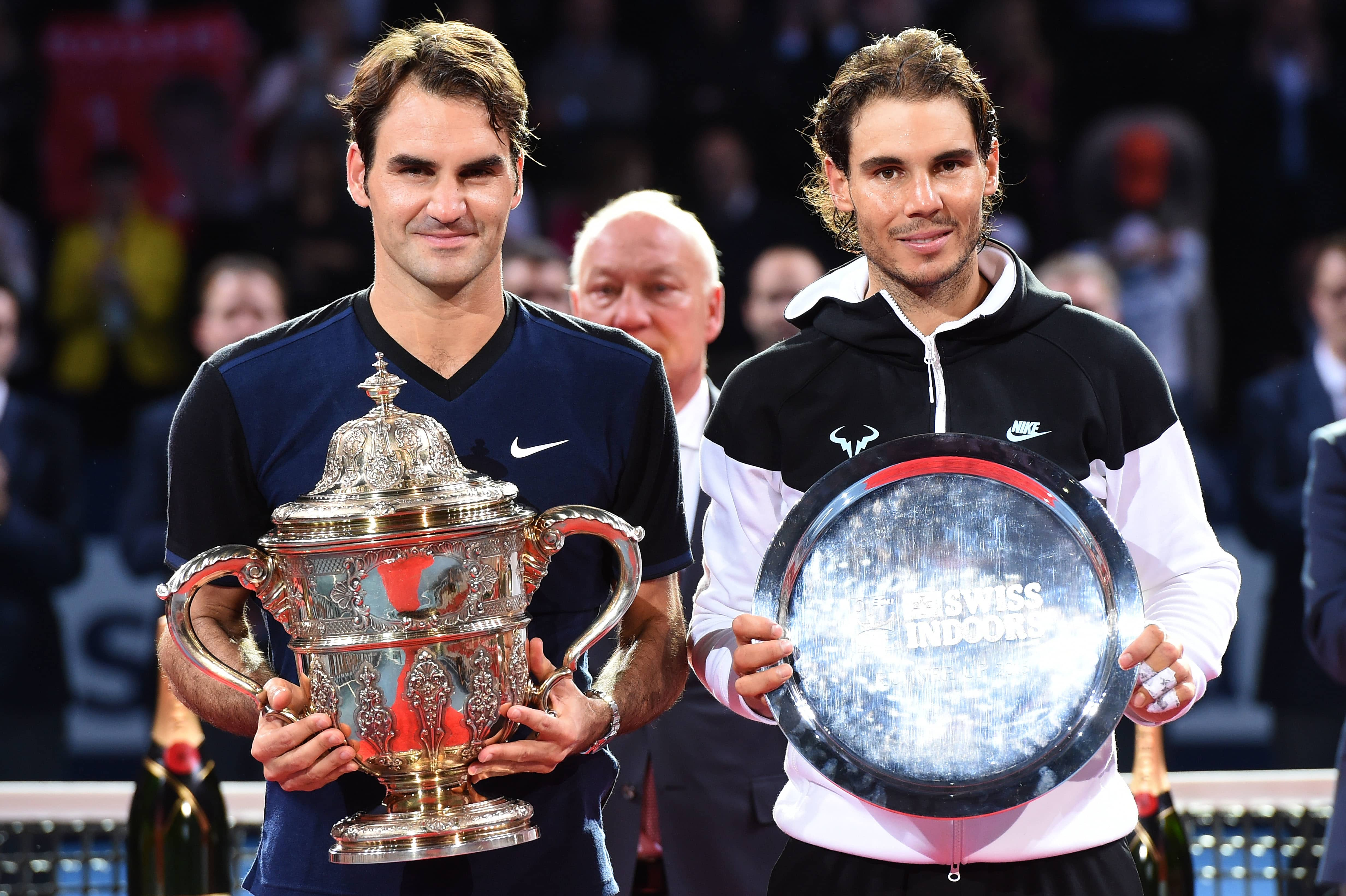 Federer Nadal größte Sportrivalitäten