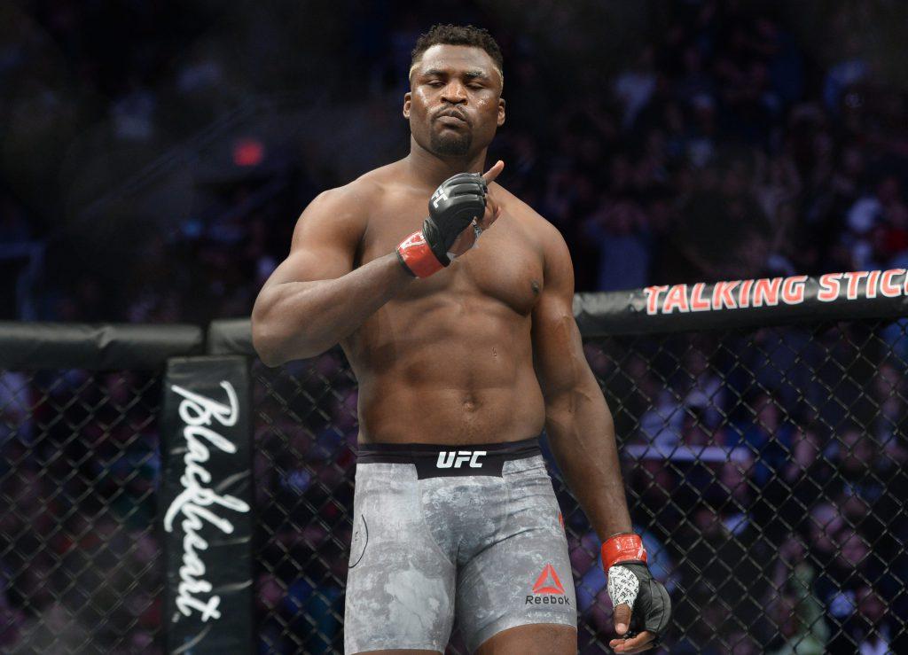 Francis Ngannou MMA Tipp
