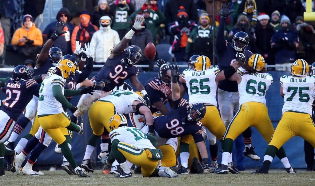 Green Bay Packers Chicago Bears größte Sportrivalitäten