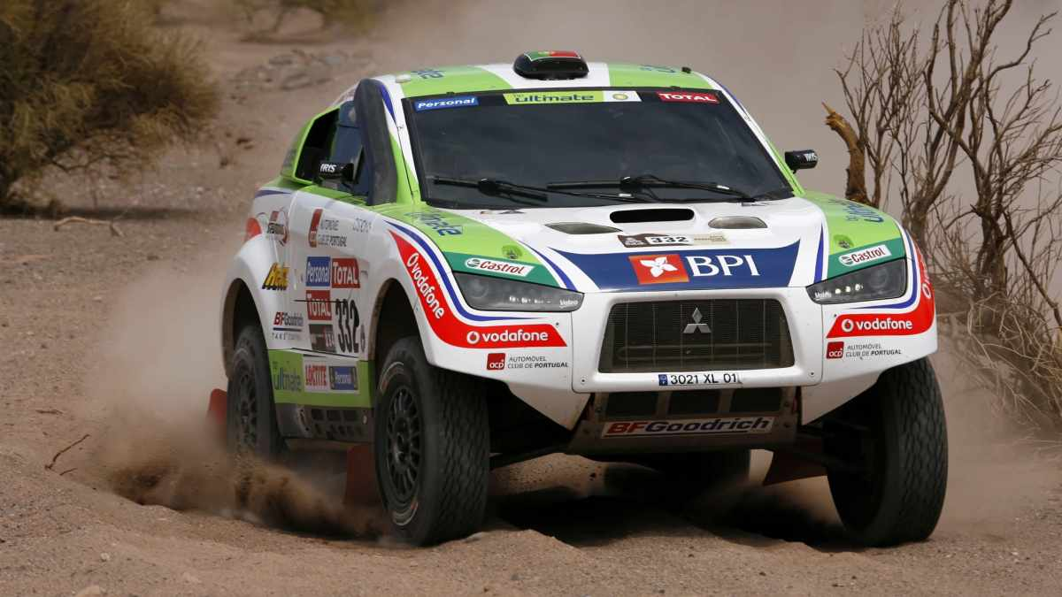 Top10: Die gefährlichsten Sportarten - Dakar Rally