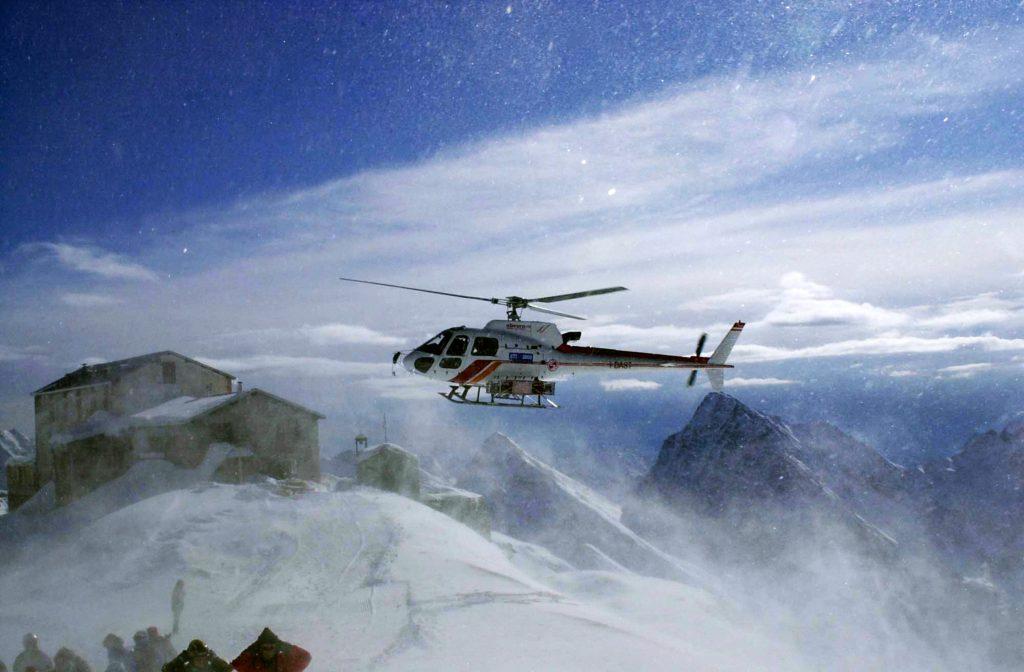 Heli-Ski top10 extremsportarten