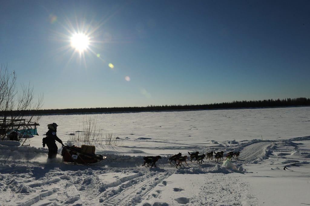 Iditarod Top10 gefährlichste Sportarten