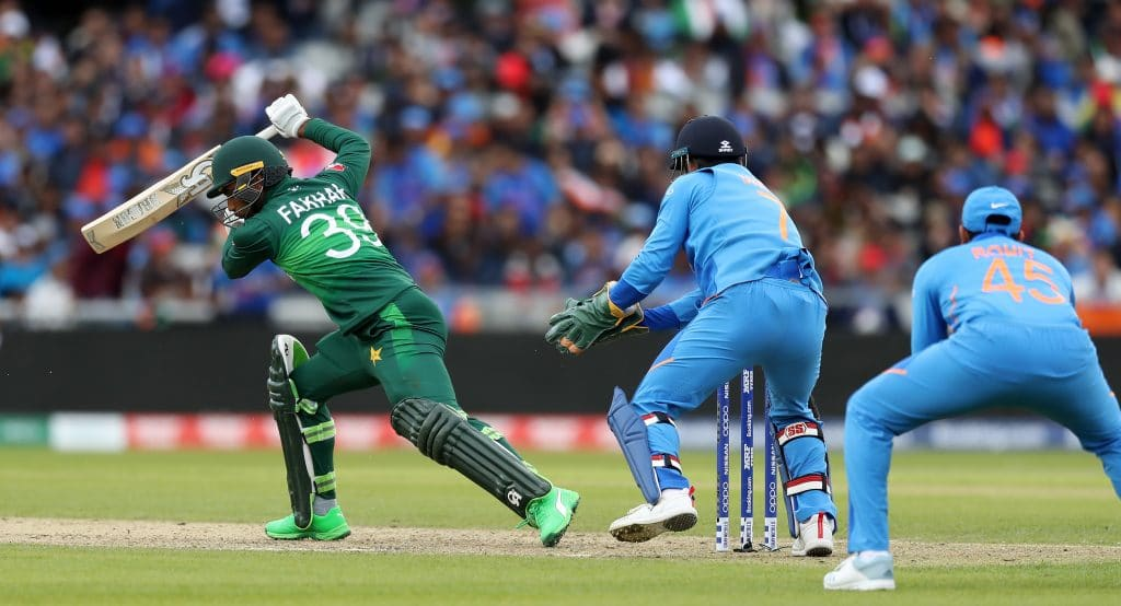 Indien Pakistan Cricket größte Sportrivalitäten