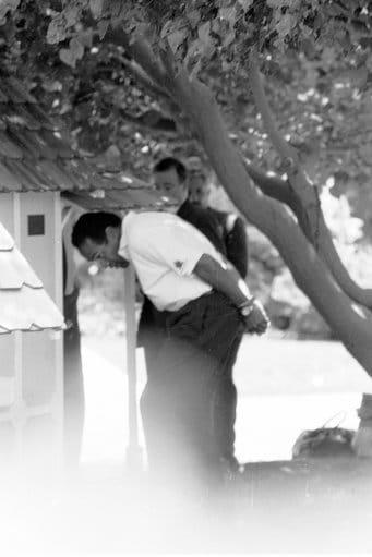 O.J. Simpson in Handschellen, 1994