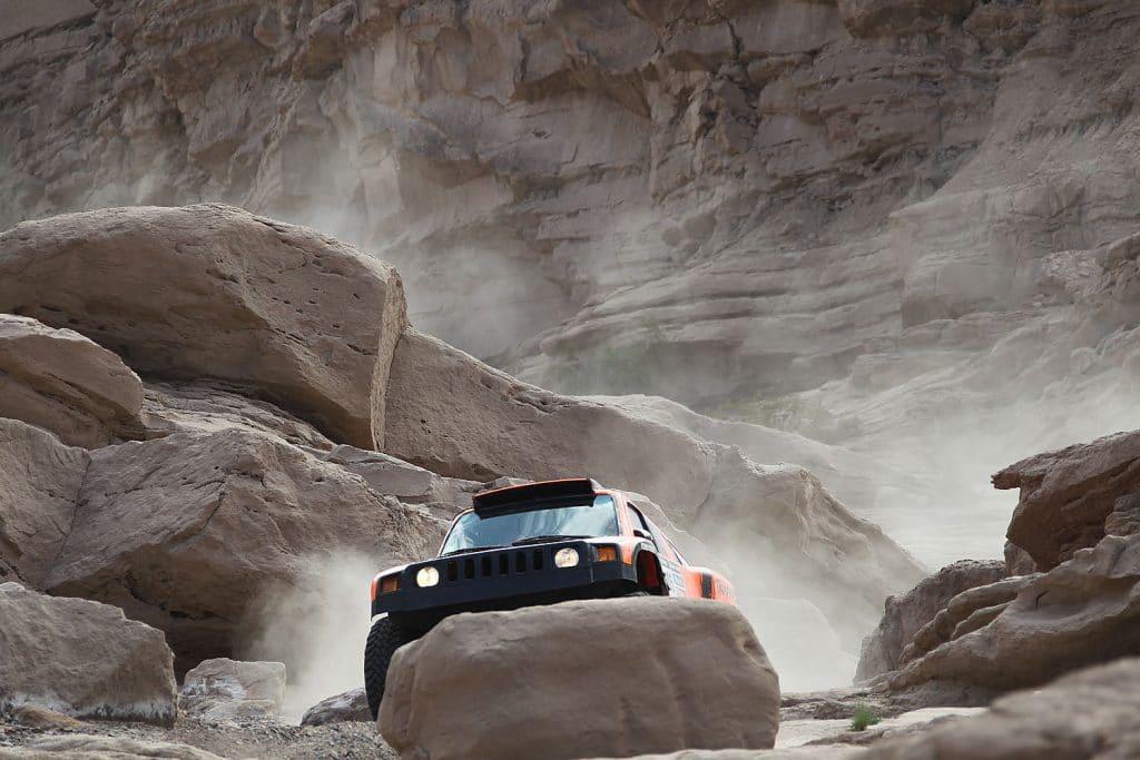 Rallye Dakar Top10 gefährlichste Sportarten