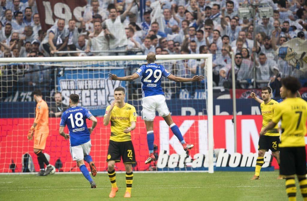 Ruhrderby Schalke Dortmund größte Sportrivalitäten