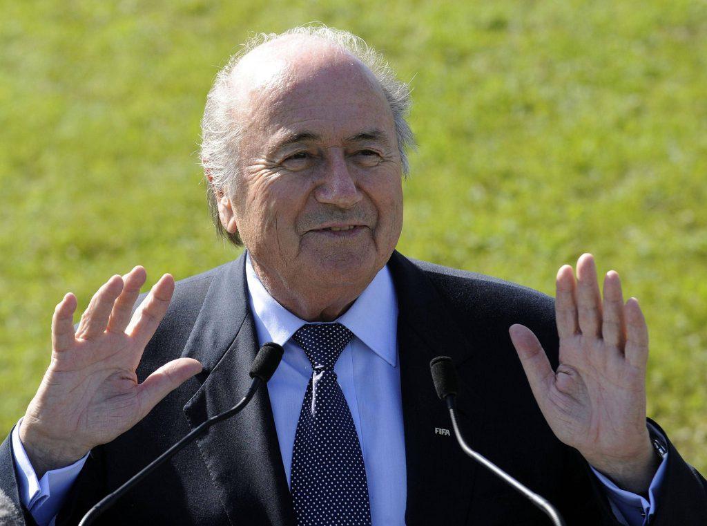 Sepp Blatter FIFA Skandal