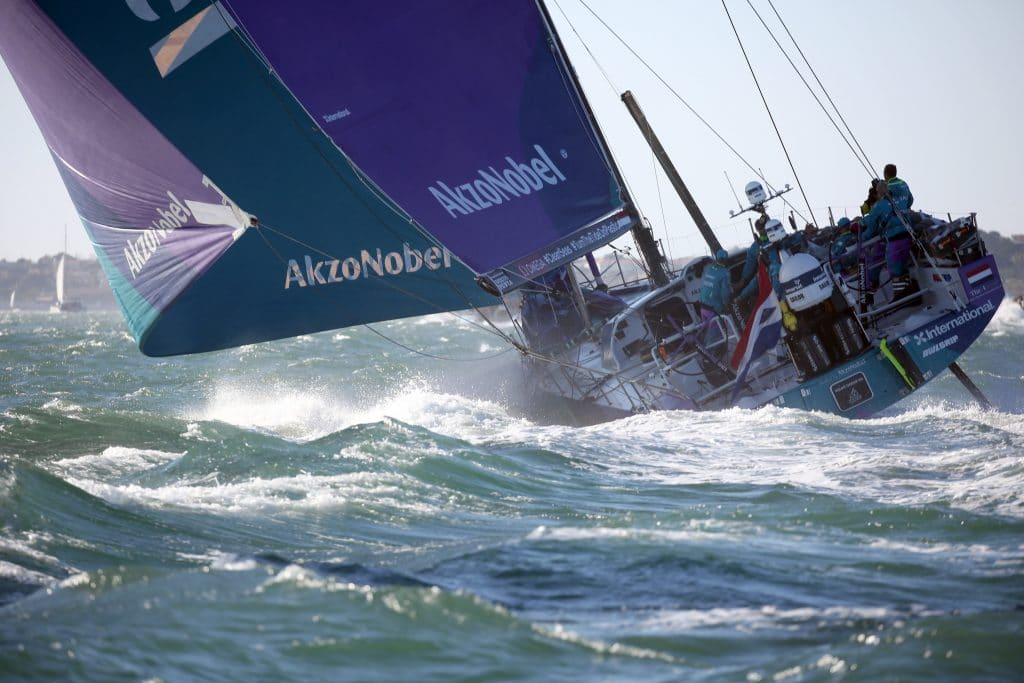 Volvo Ocean Race Top10 gefährlichste Sportarten