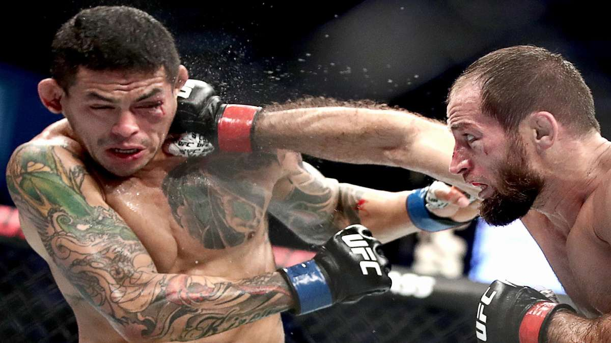 Top10: Die gefährlichsten Sportarten - MMA