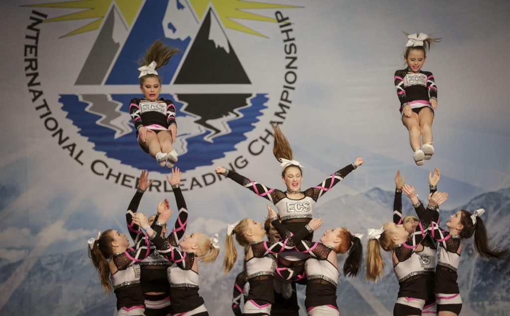 cheerleading top10 extremsportarten