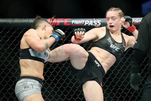 Aspen Ladd UFC