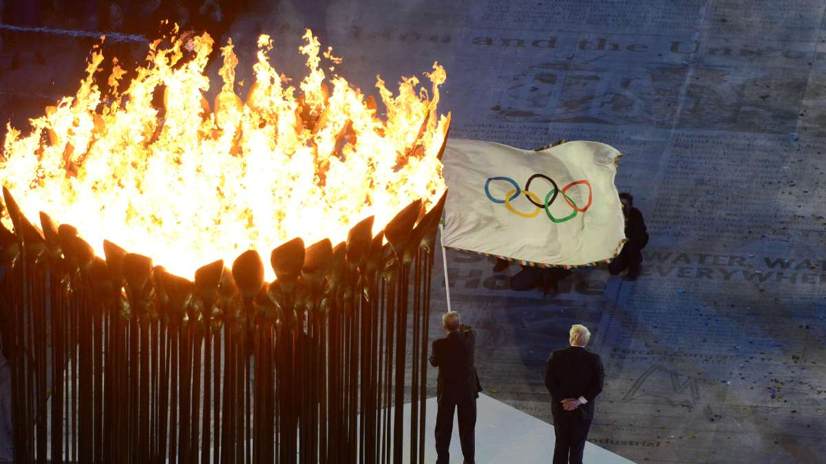 Die 10 größten Sportveranstaltungen der Welt - Olympische Sommerspiele