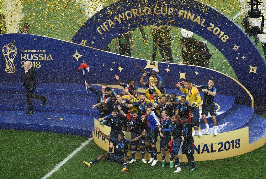Fußball-Weltmeisterschaft Top10 größte Sportevents