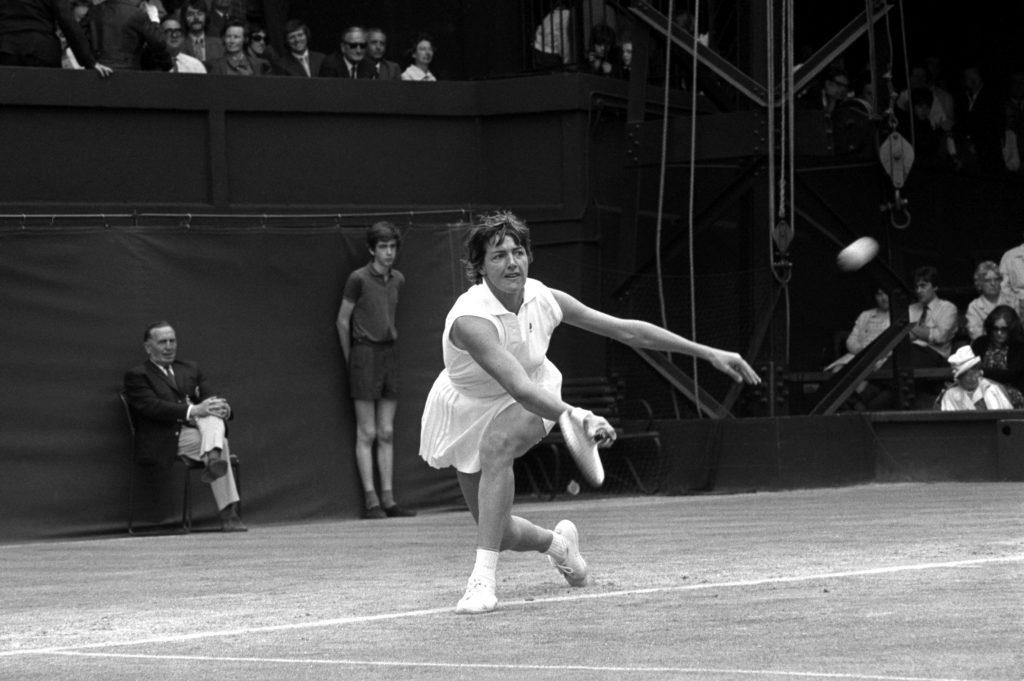 Margaret Court größte Tennisspielerin aller Zeiten