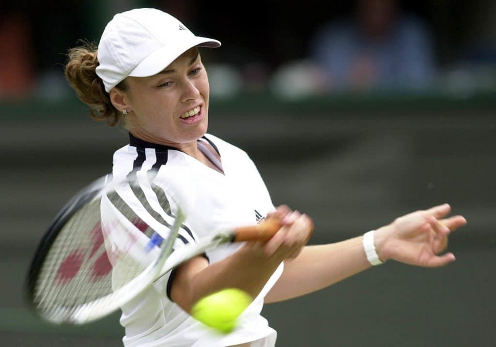 Martina Hingis größte Tennisspielerin aller Zeiten