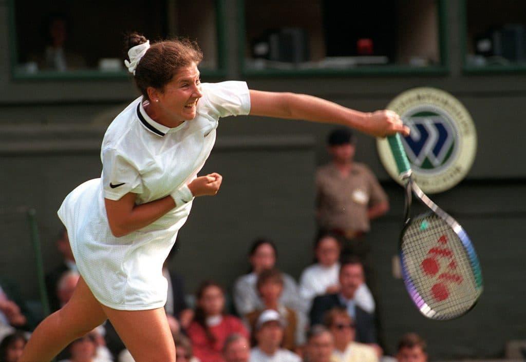 Monica Seles größte Tennisspielerin aller Zeiten