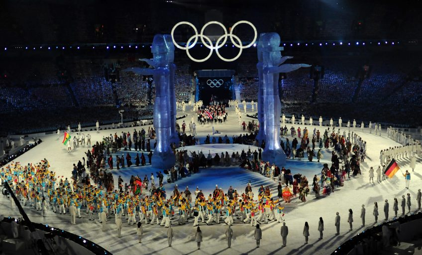 Olympische Winterspiele Top10 größte Sportevents