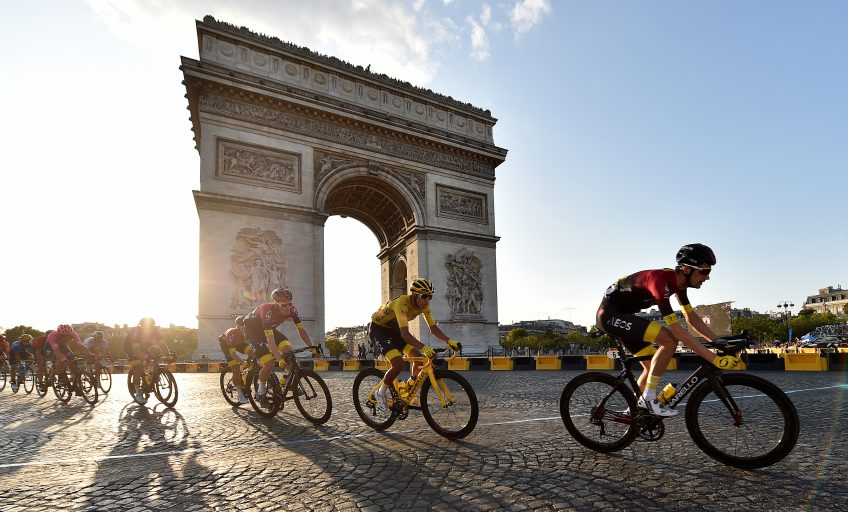Tour de France Top10 größte Sportevents