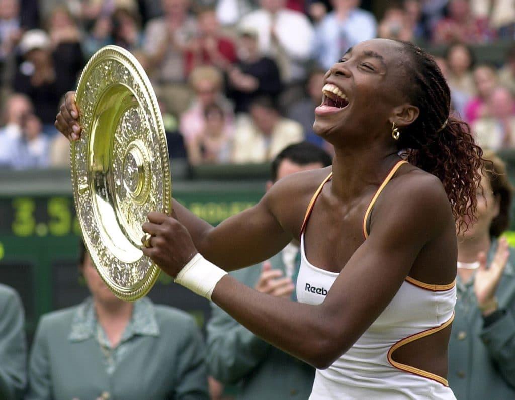 Venus Williams größte Tennisspielerin aller Zeiten