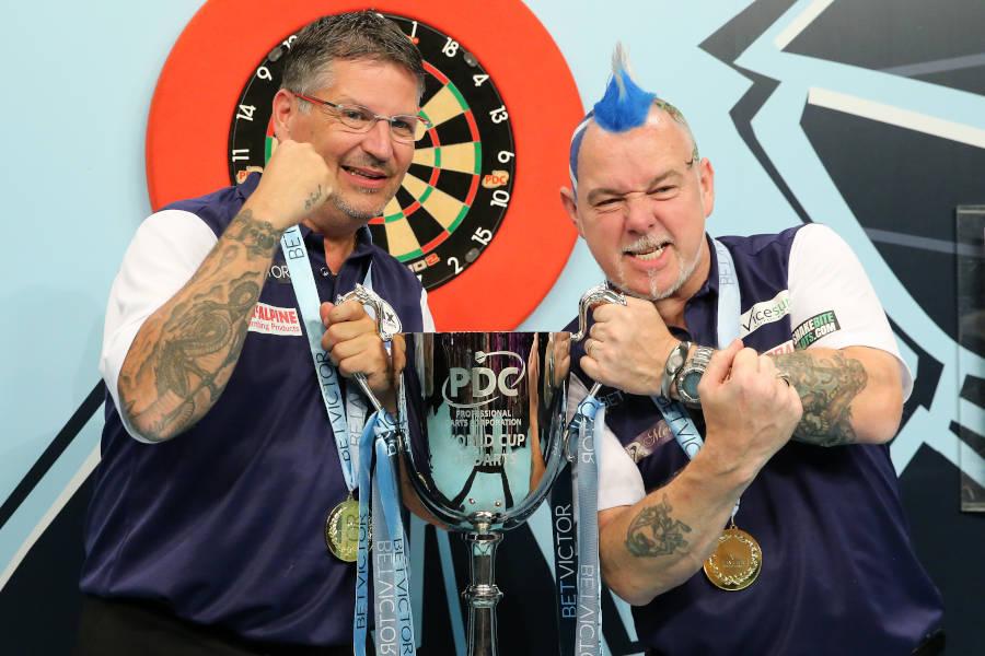 Darts - Wetten auf die Weltmeister