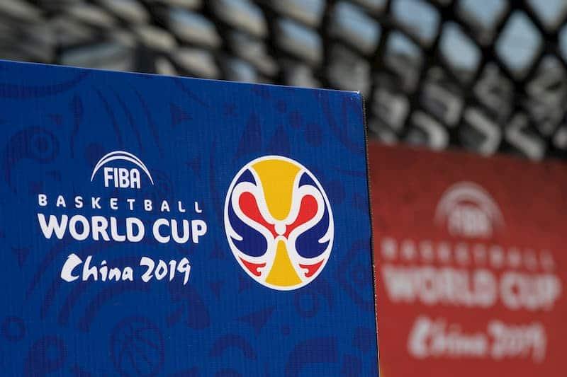 Basketball WM China