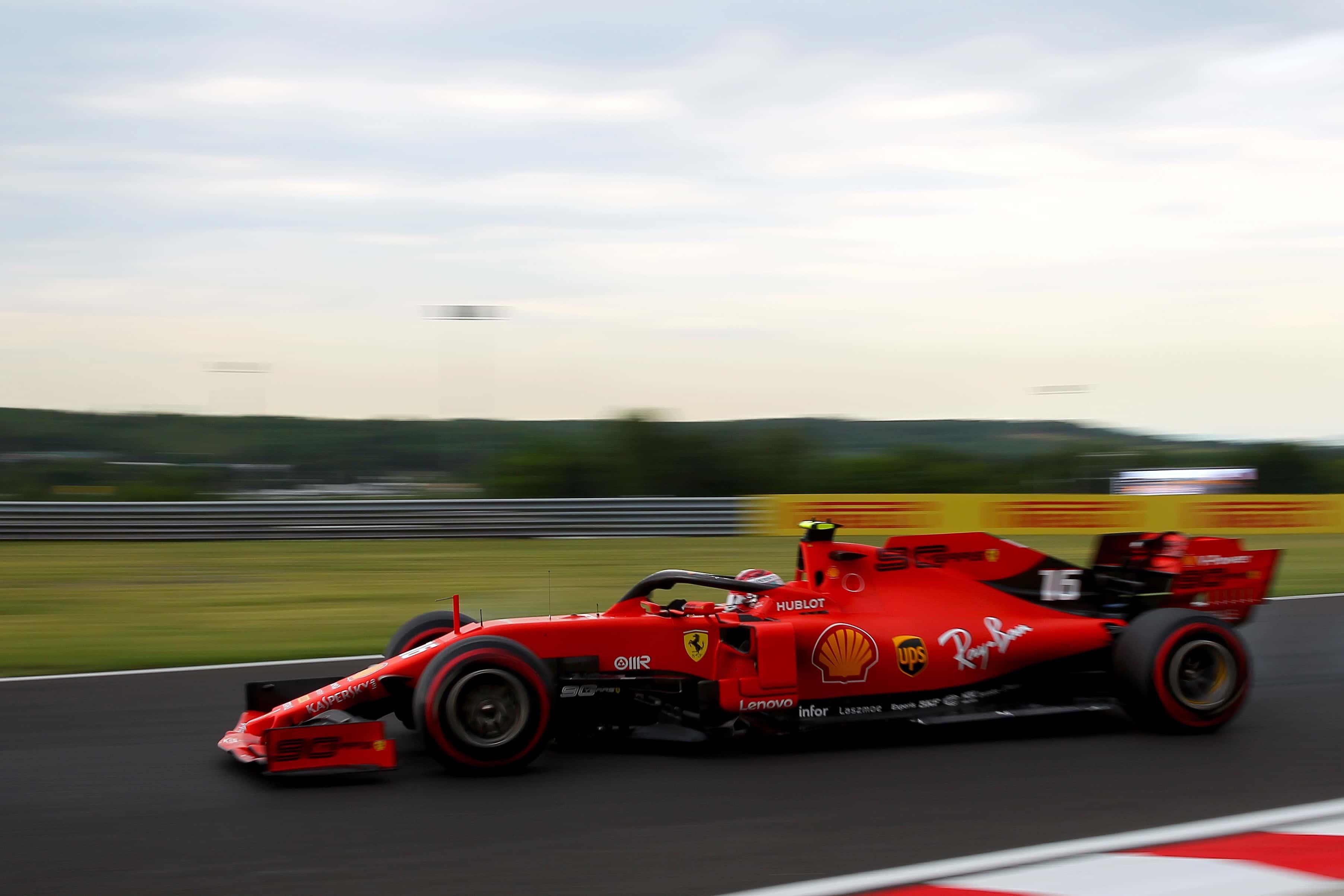 Wetten Formel 1